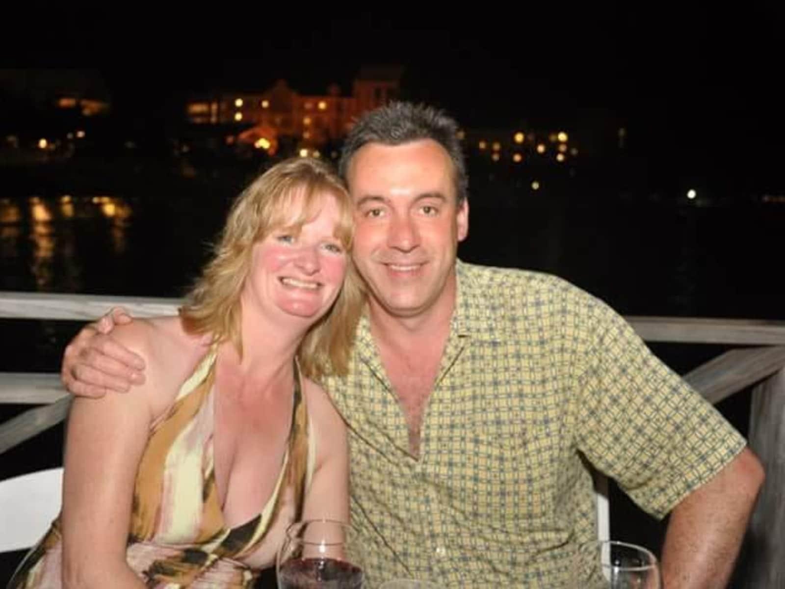 Steven & Melanie from Colchester, United Kingdom