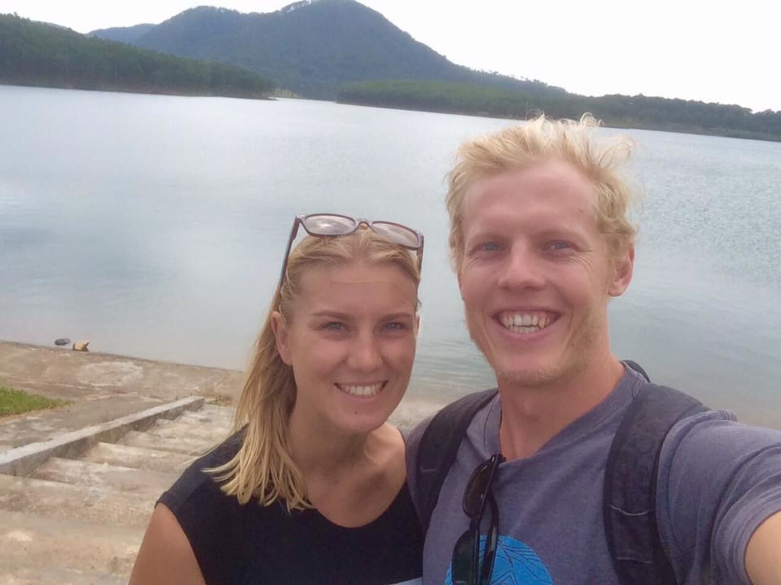 Callum & Suzanne from Munich, Germany
