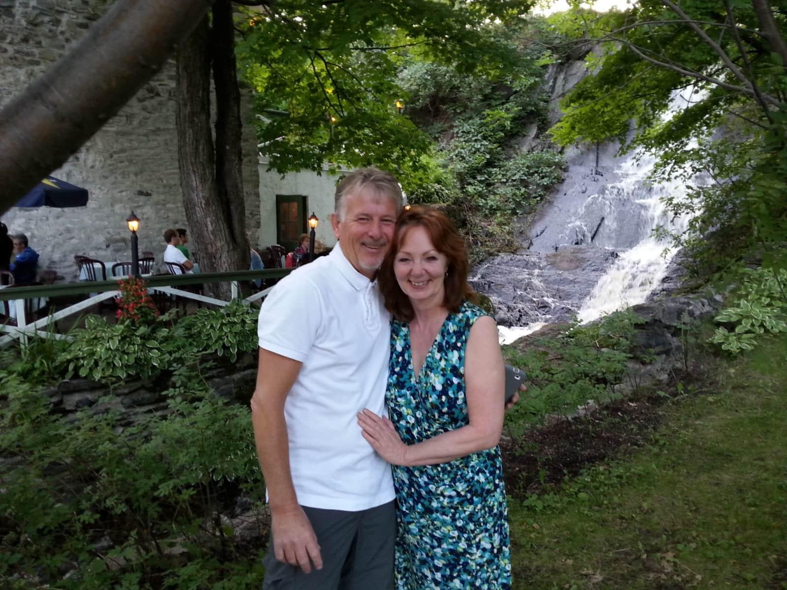 Ken & Joyce from Penticton, British Columbia, Canada