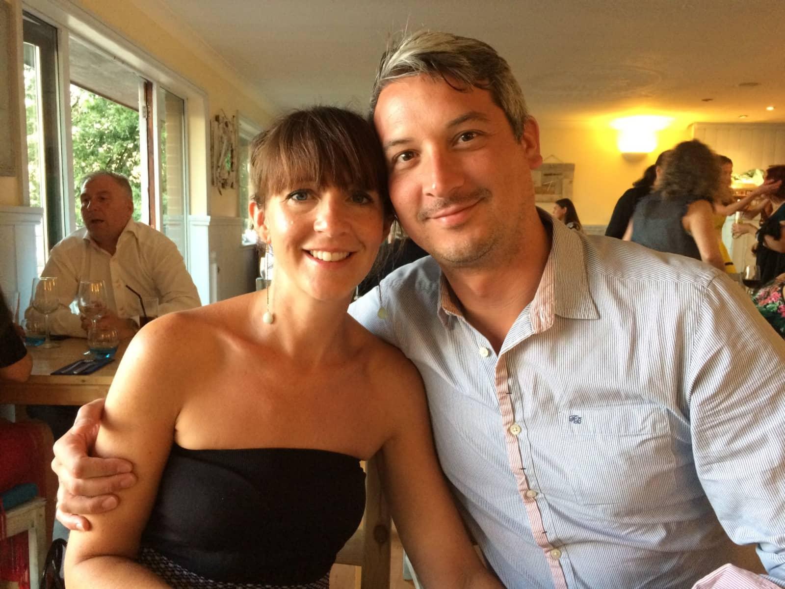 Johnathan & Nerys from Brighton, United Kingdom