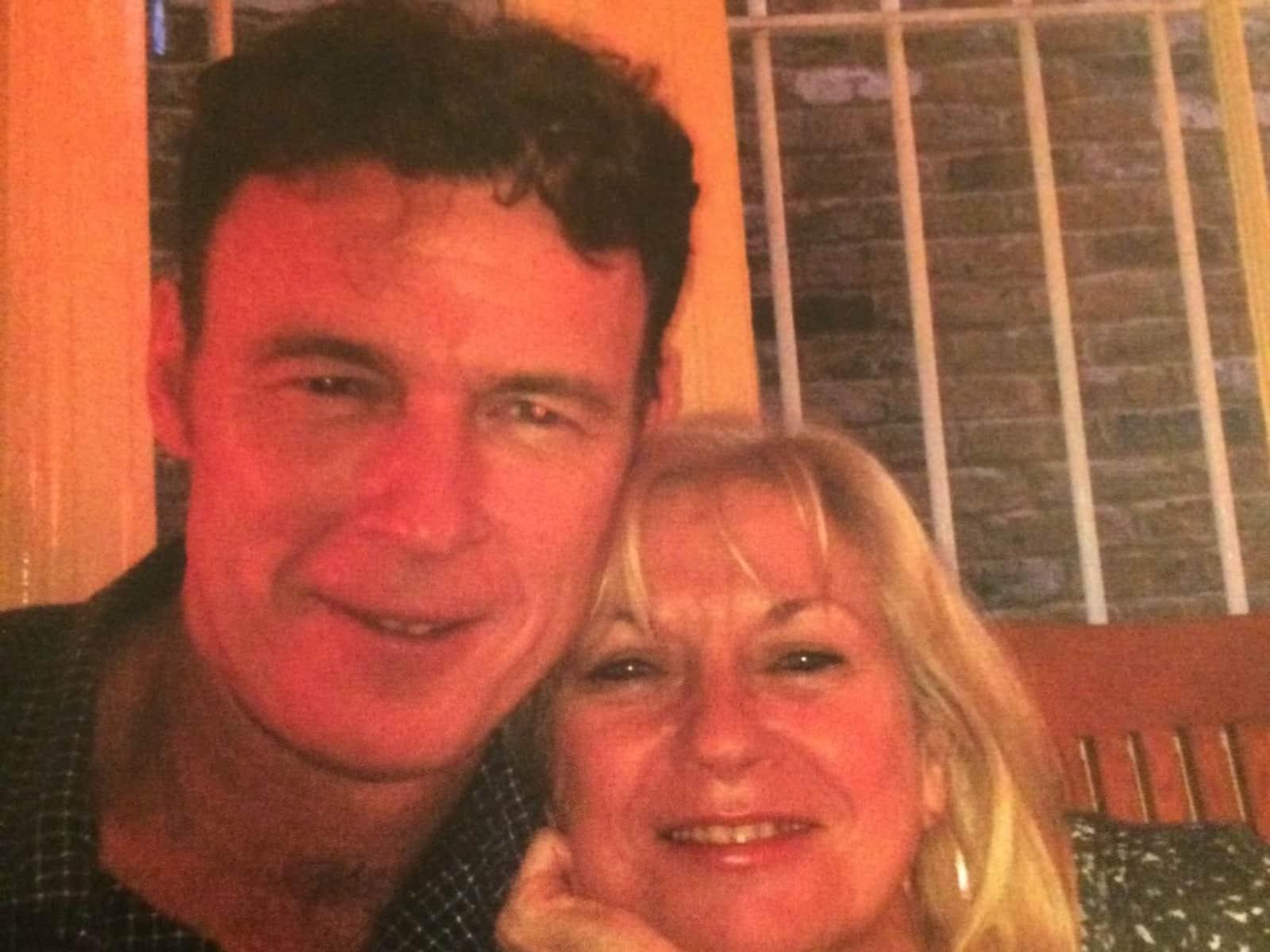 Sheila & Sean from South West London, United Kingdom