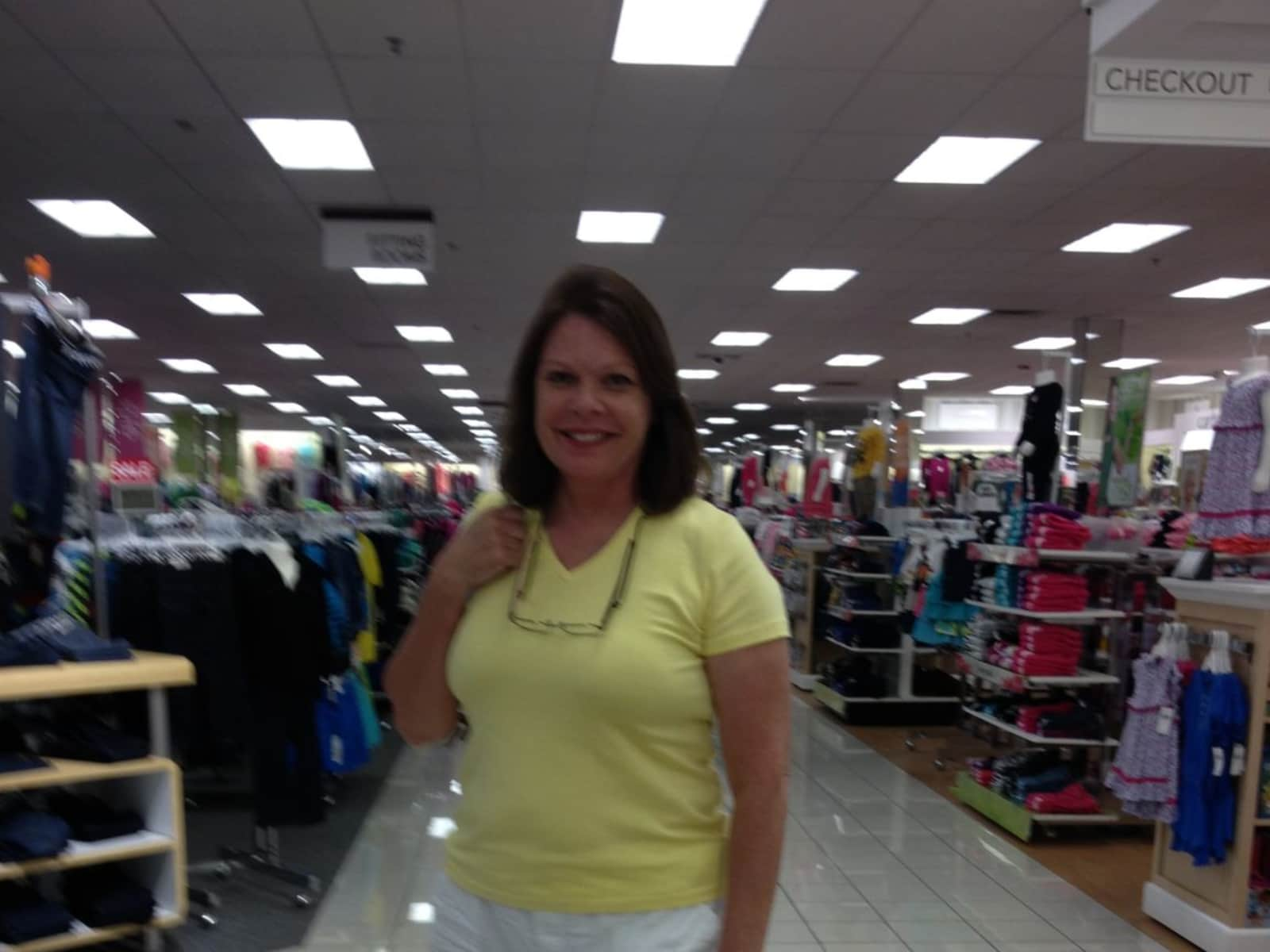 Julie from Wausau, Wisconsin, United States