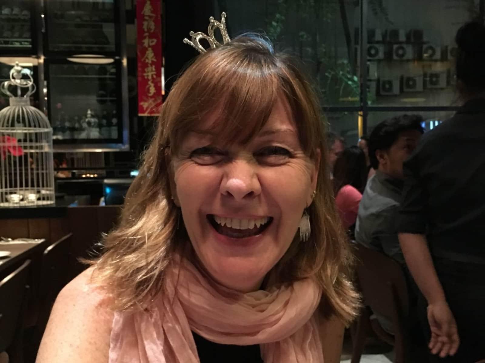 Cheri from Kuala Lumpur, Malaysia