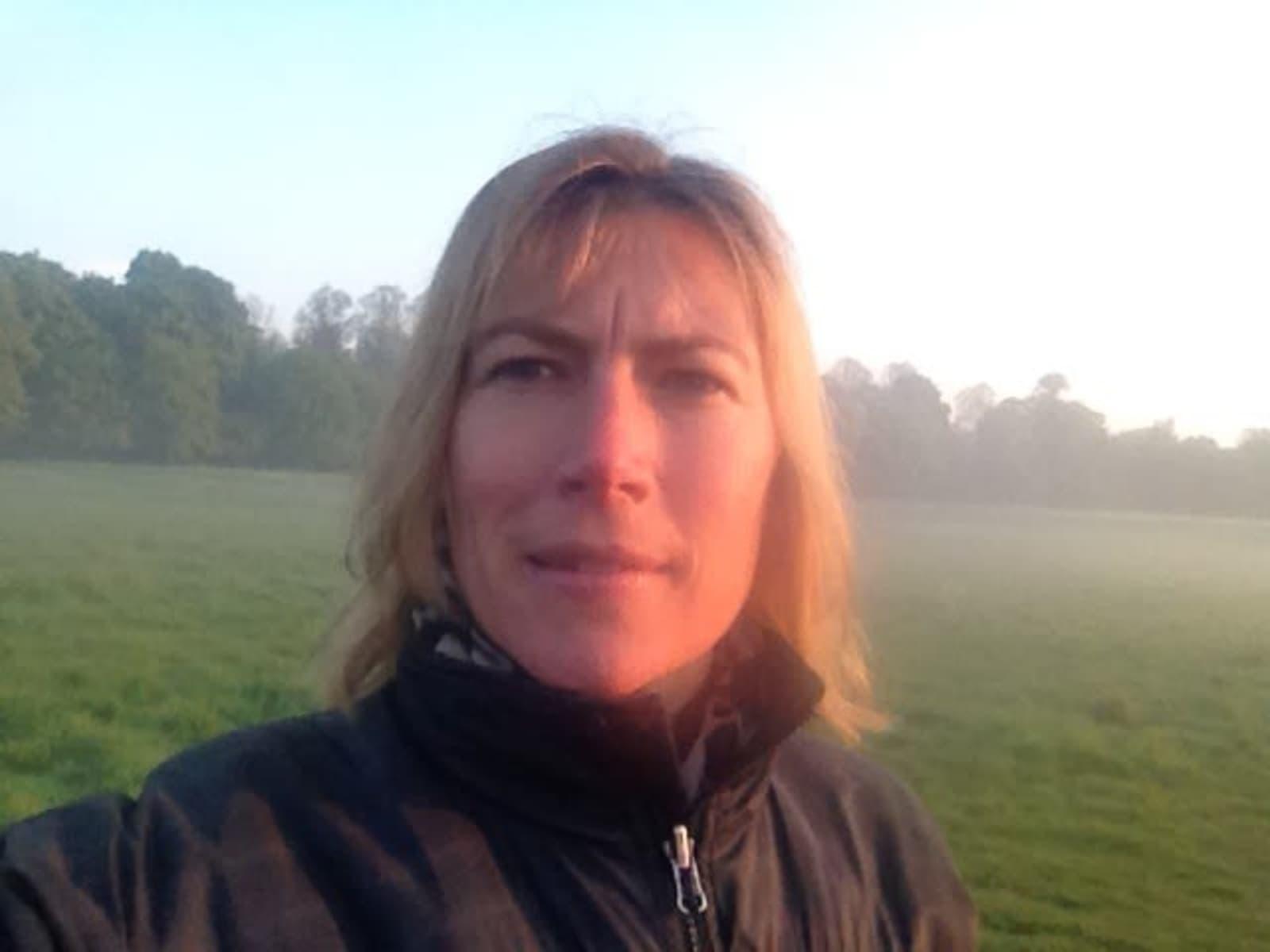 Gill from London, United Kingdom