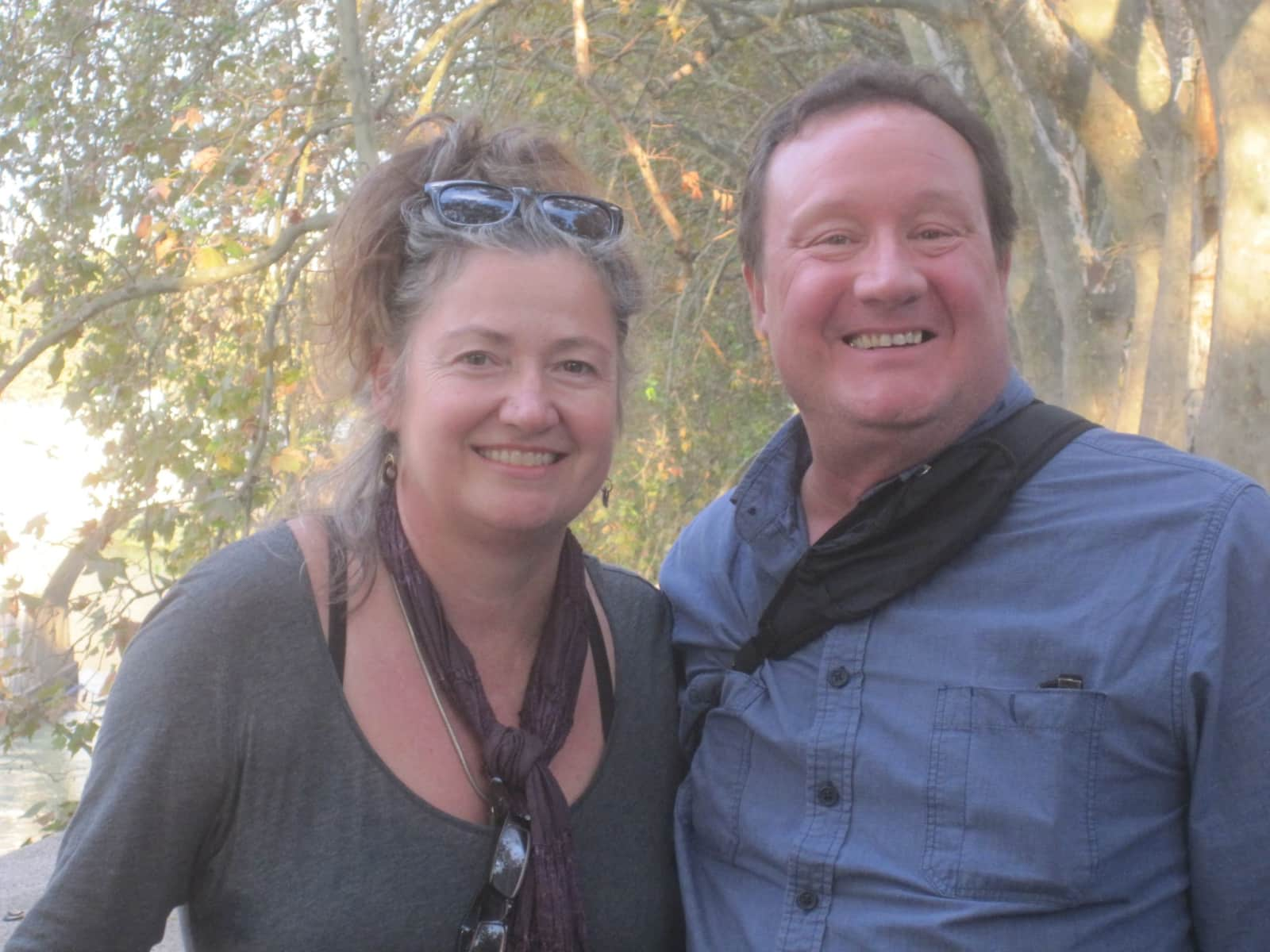Susan & Richard from Austin, Texas, United States