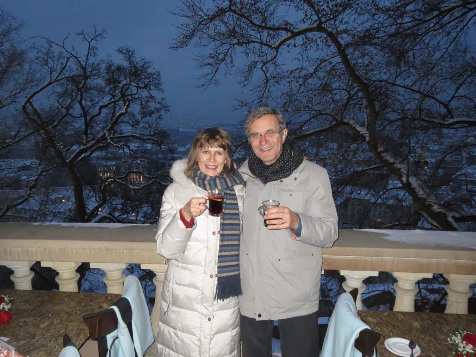 Sue & Paul from Ascot Vale, Victoria, Australia