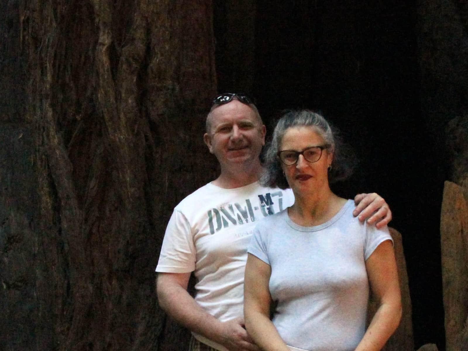 Arnaud & Delphine from Vancouver, British Columbia, Canada