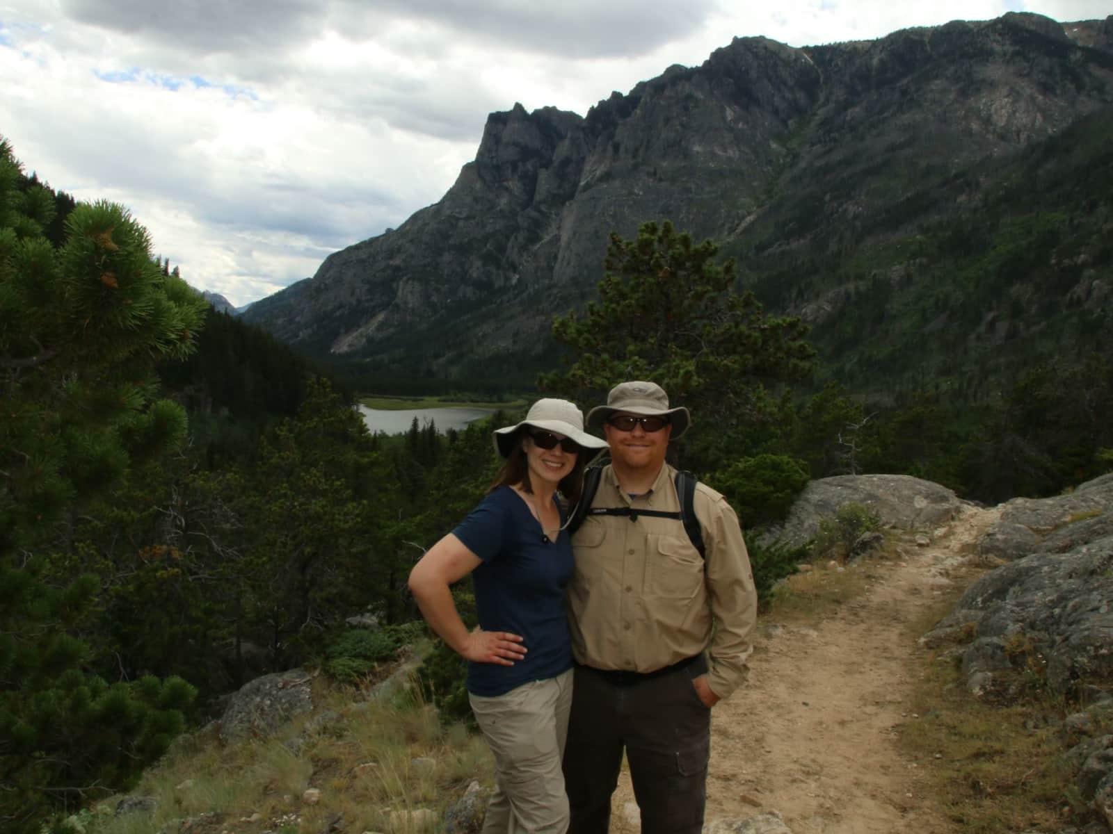 Aubrey & Justin from Grand Forks, North Dakota, United States