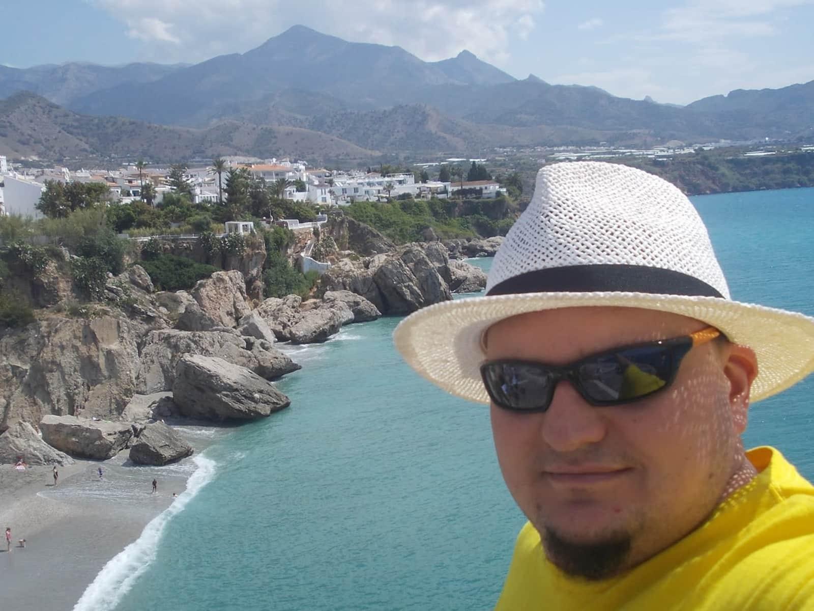 Michael from La Línea de la Concepción, Spain