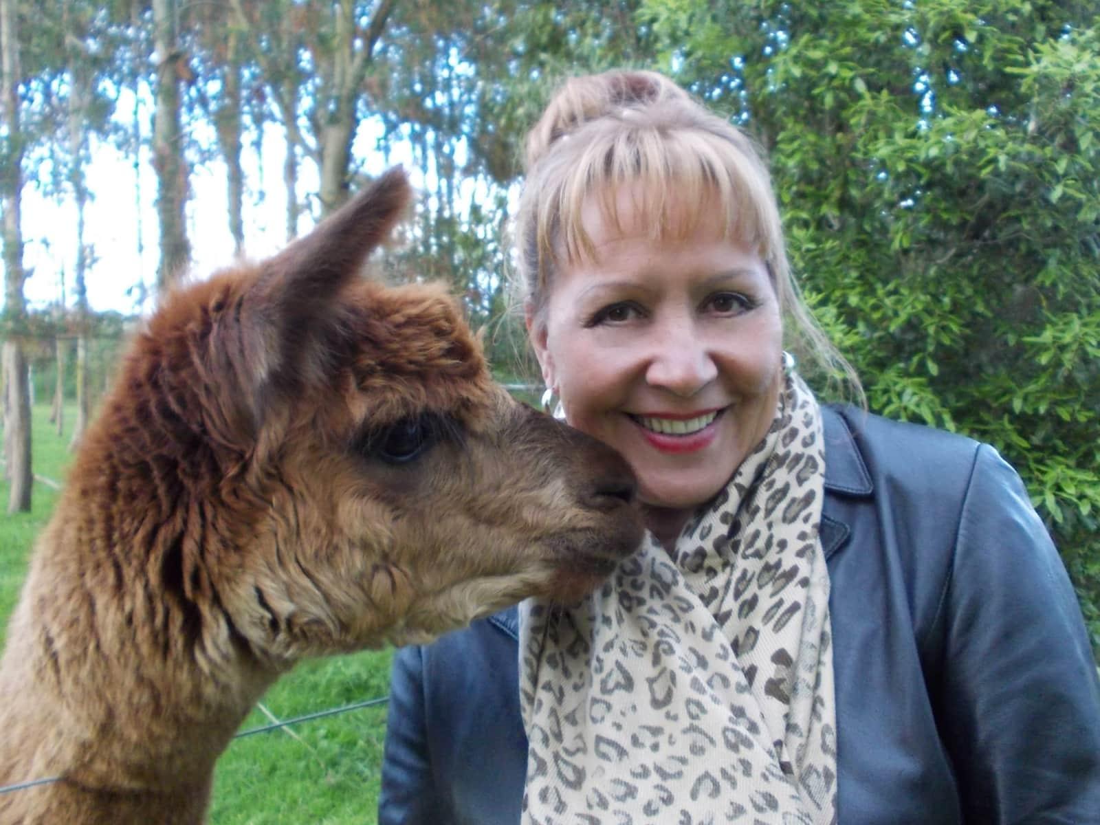 Christine from Lower Hutt, New Zealand