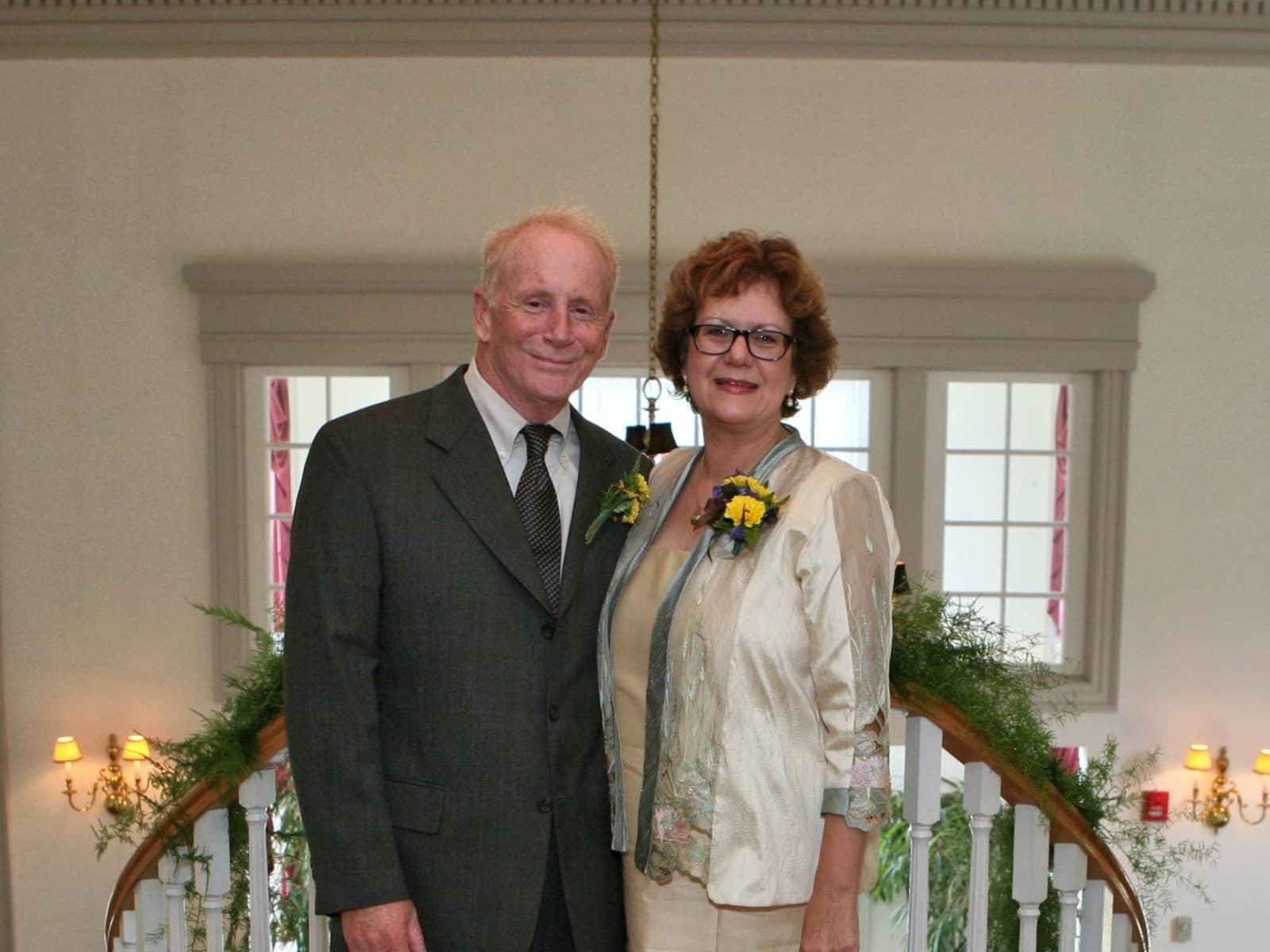 Karen & Harry from Baltimore, Maryland, United States