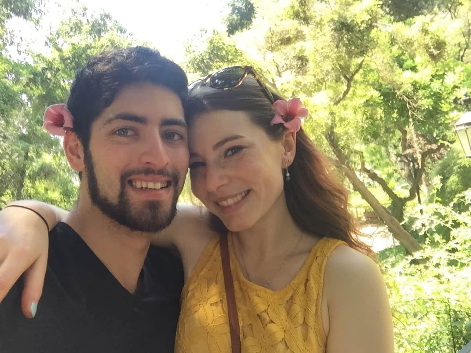 Antonia & Joaquin from Portland, Oregon, United States