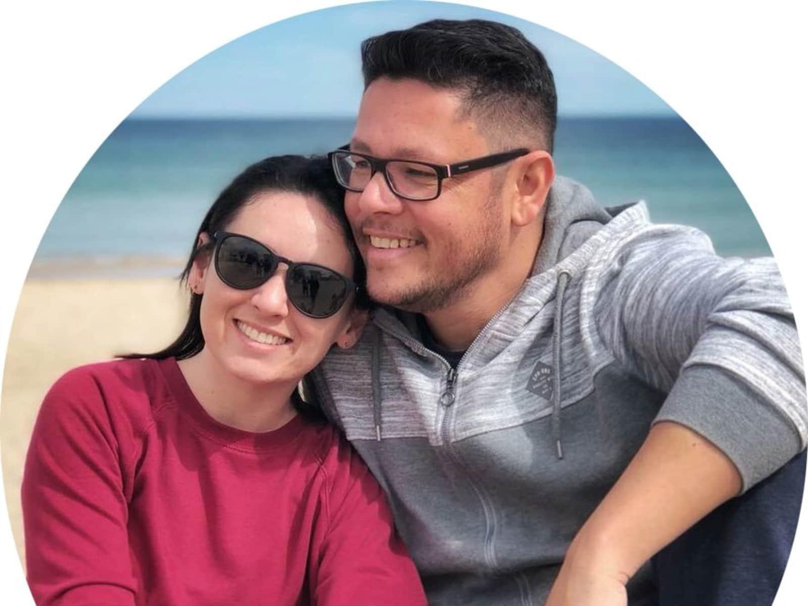 Antonio & Francine from Granada, Spain