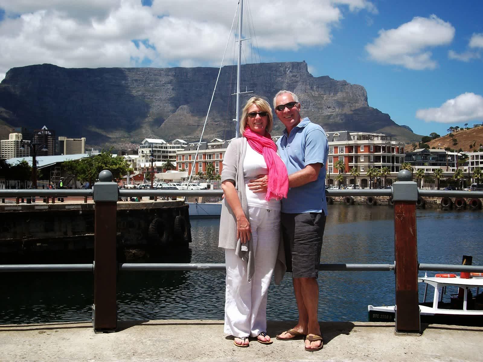 Karen & Adrian from Winchester, United Kingdom