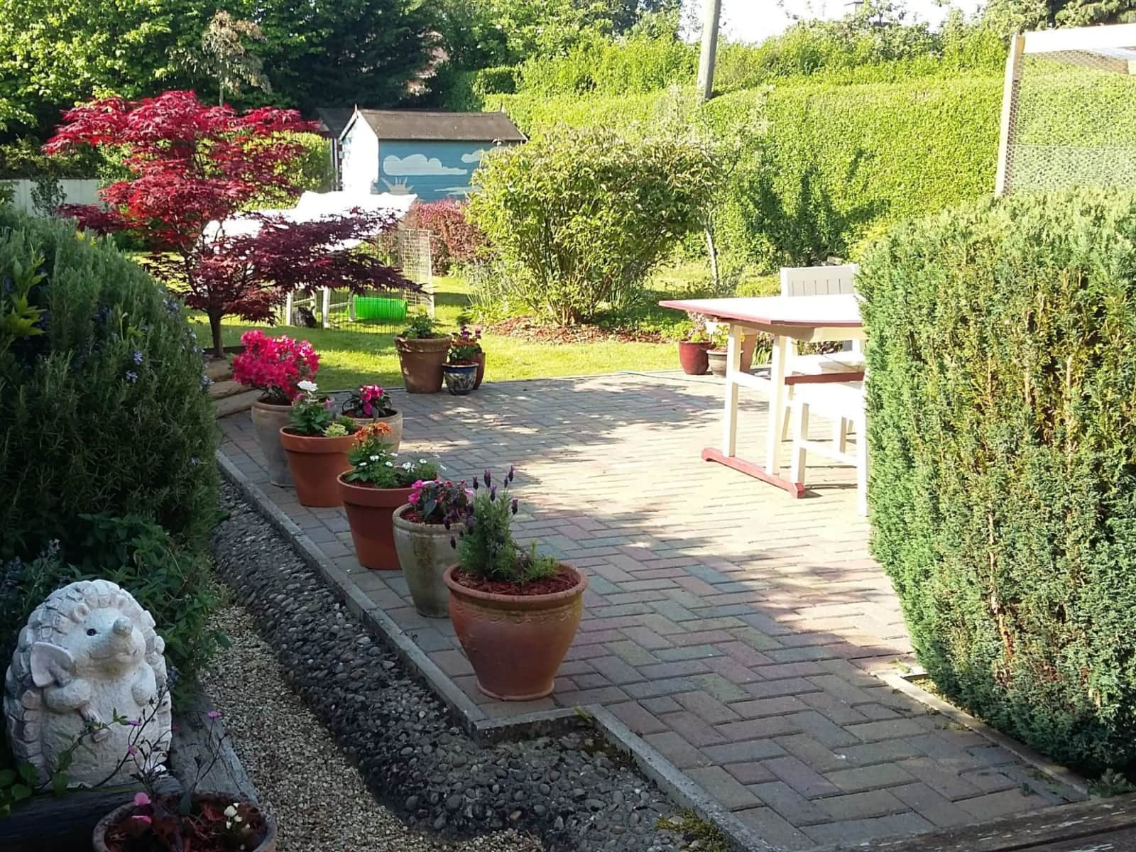 Housesitting assignment in Shrivenham, United Kingdom