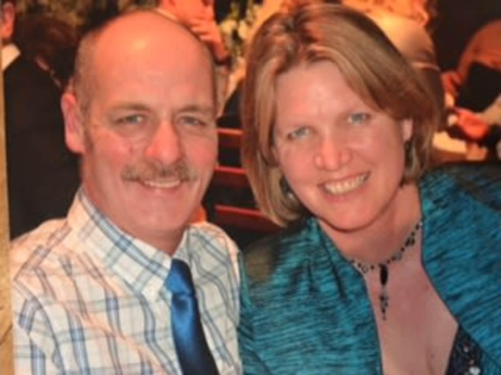 Jan & Charlie from Ballarat, Victoria, Australia