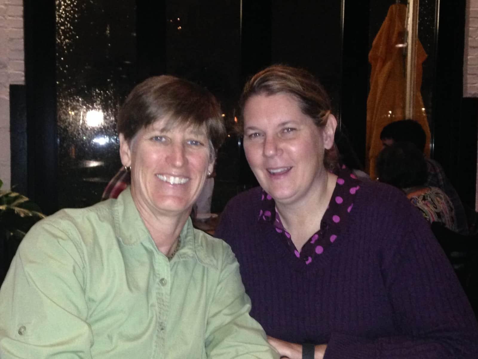 Rebecca & Karen from Tampa, Florida, United States