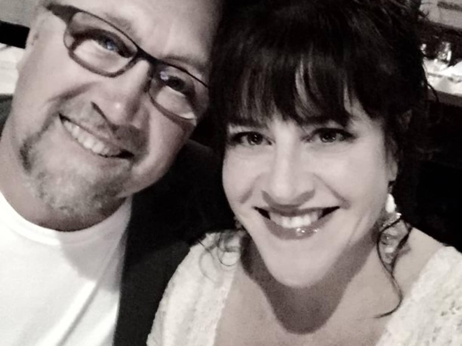 Jennifer & Richard from Vancouver, Washington, United States