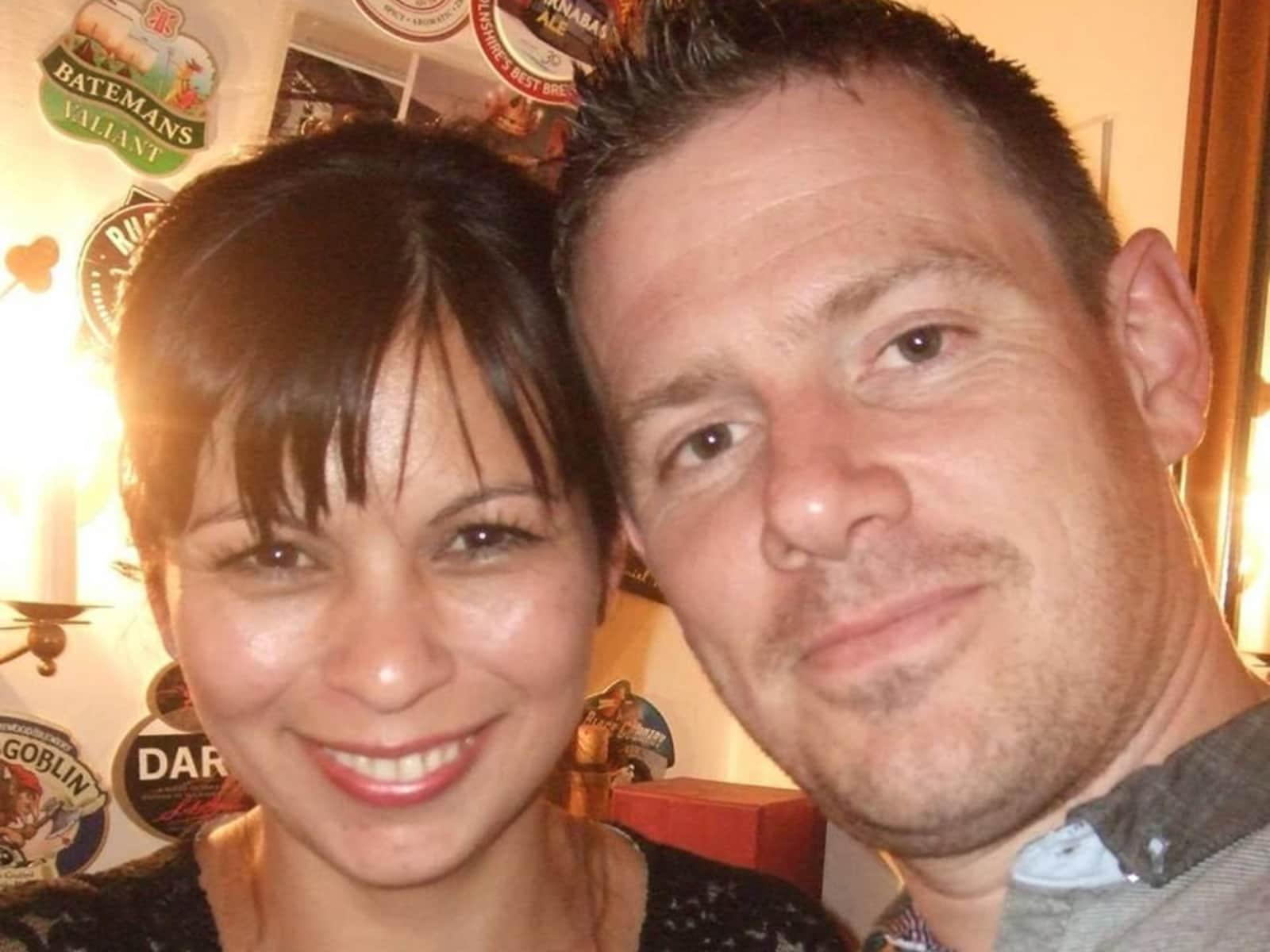 Nella & Jason from Scunthorpe, United Kingdom