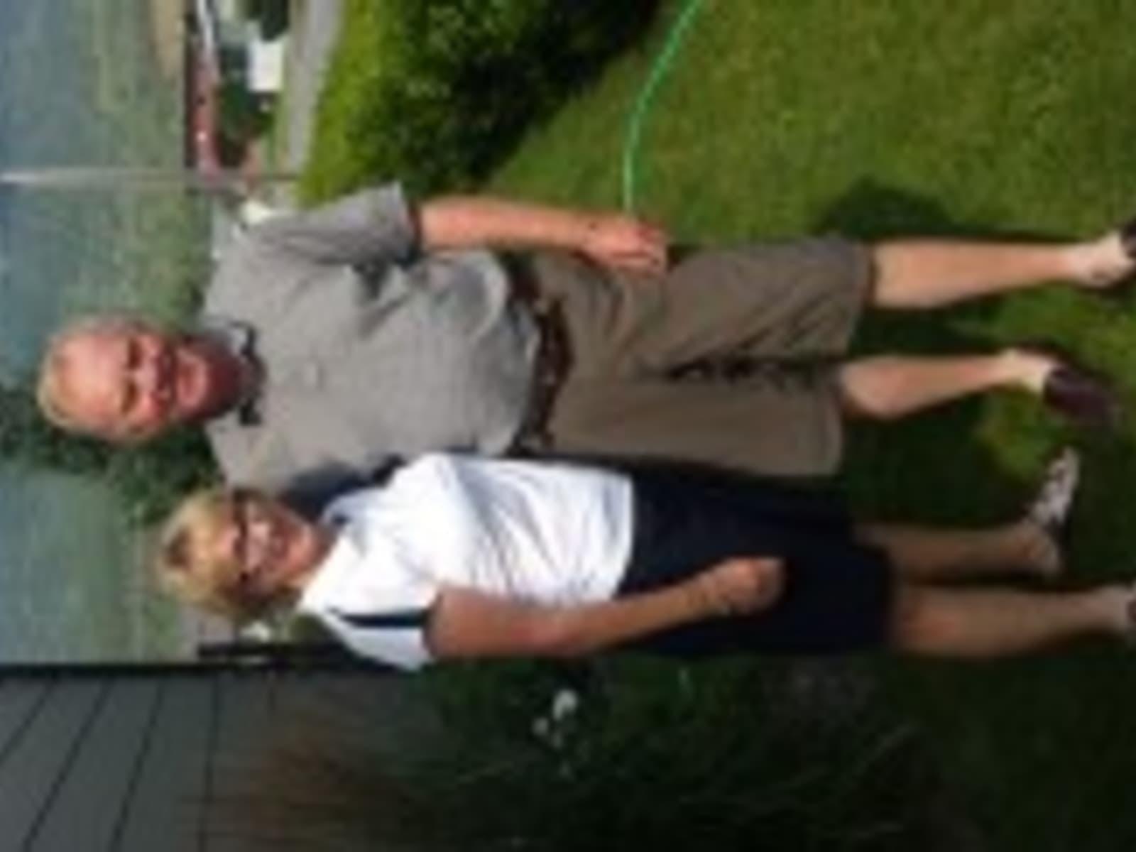 Bob & Ann from Fernie, British Columbia, Canada