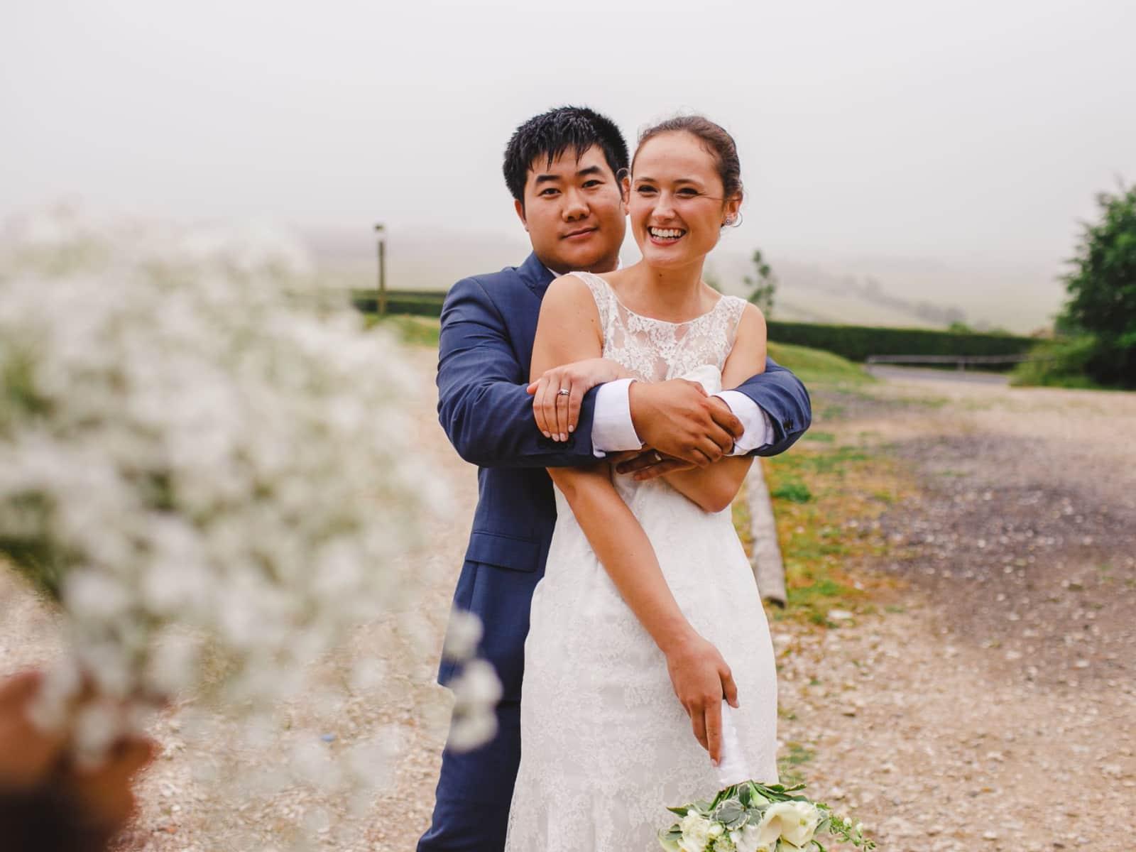 Christine & Justin from Bristol, United Kingdom