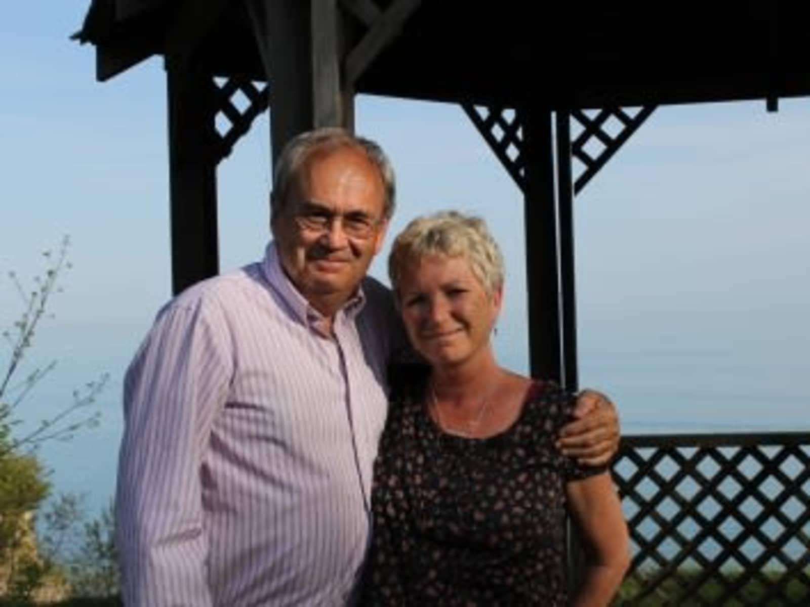 Elizabeth & Timothy from Buckfastleigh, United Kingdom
