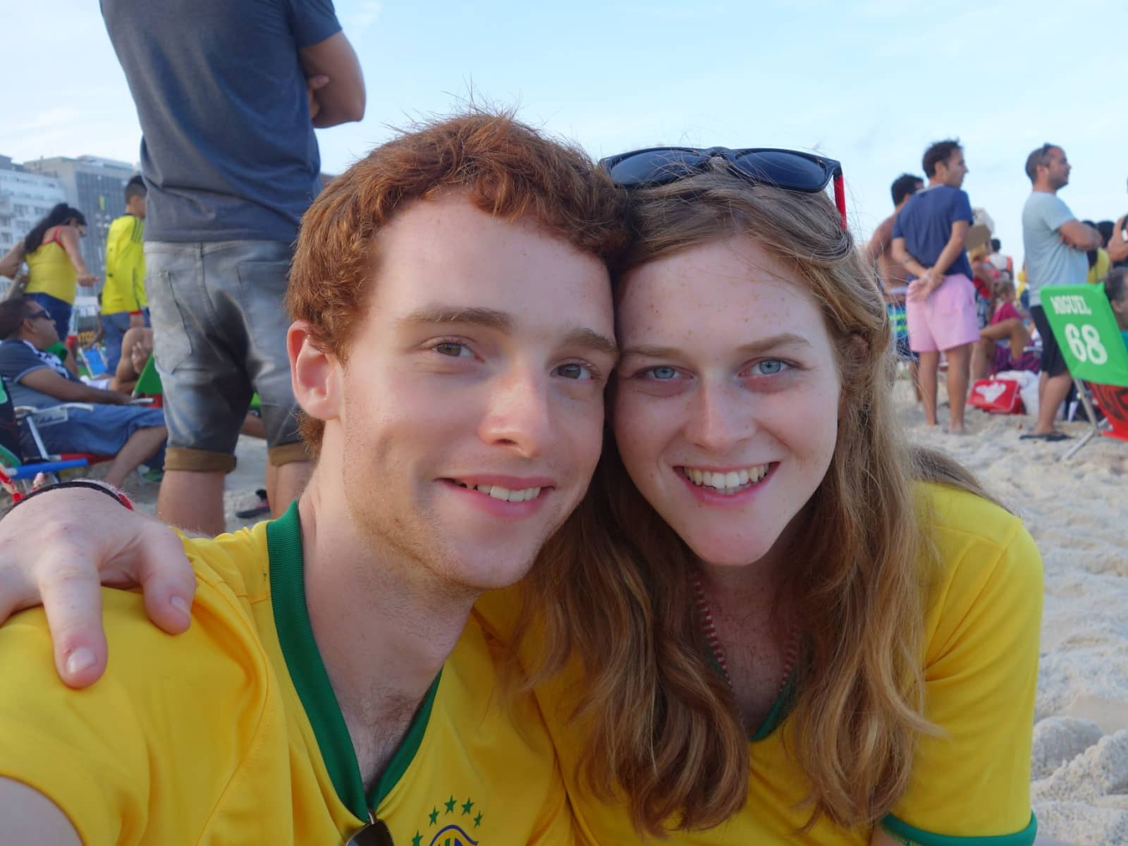 Hannah & Thomas from Vancouver, British Columbia, Canada