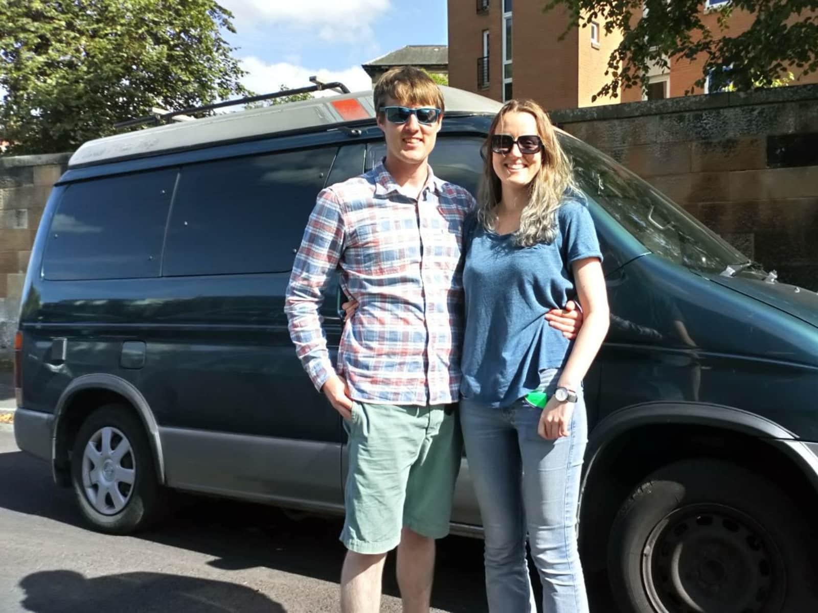 Holly & Craig from Glasgow, United Kingdom