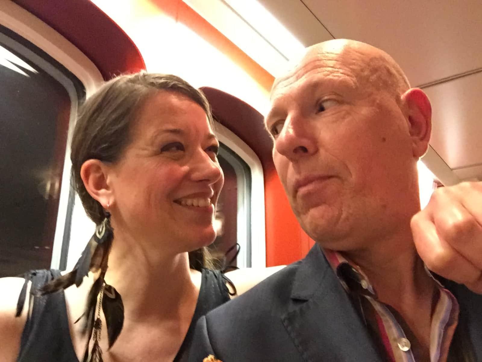 Jan & Vera from Rotterdam, Netherlands