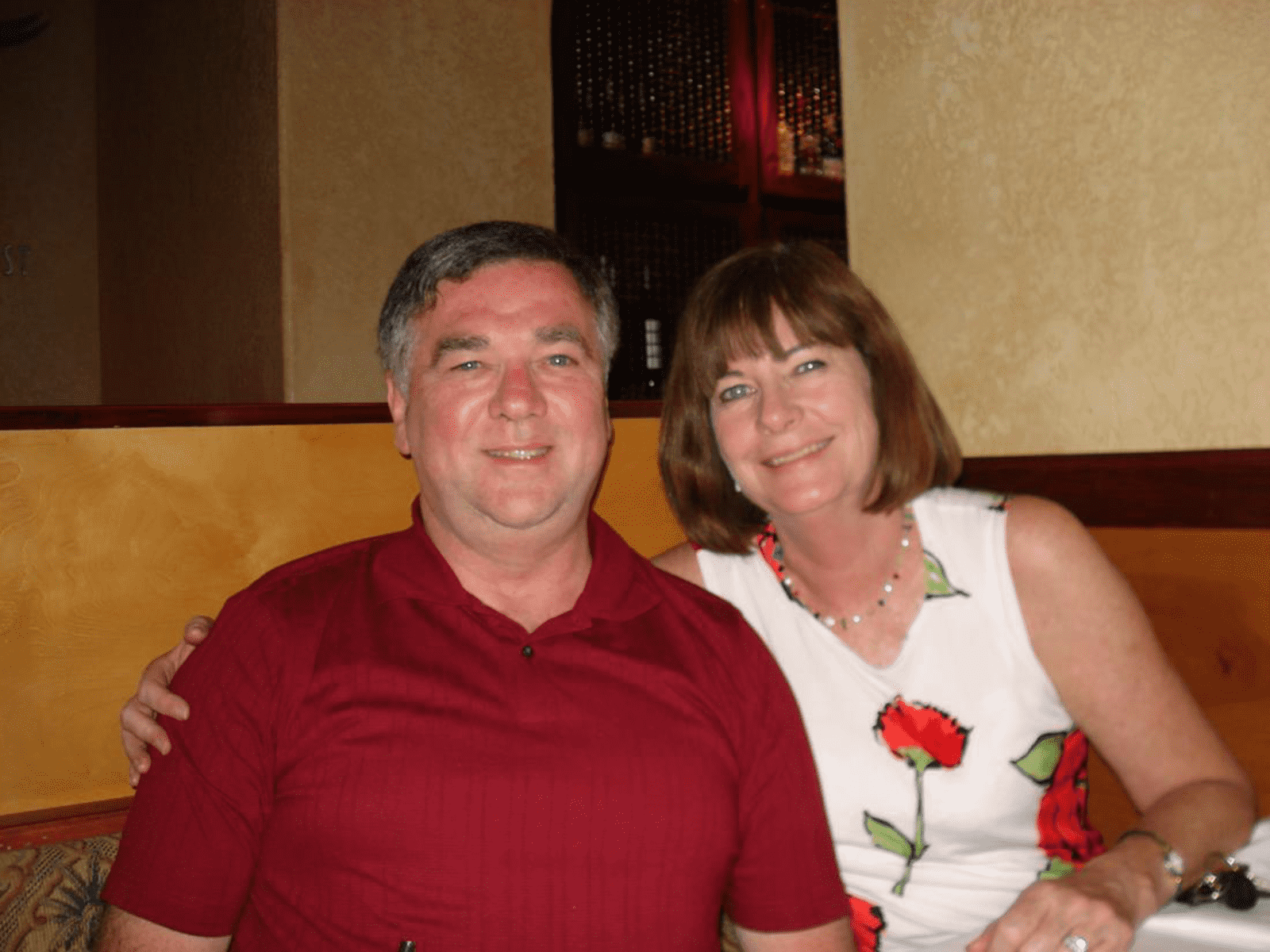 Brian & Mary from Middleborough Center, Massachusetts, United States