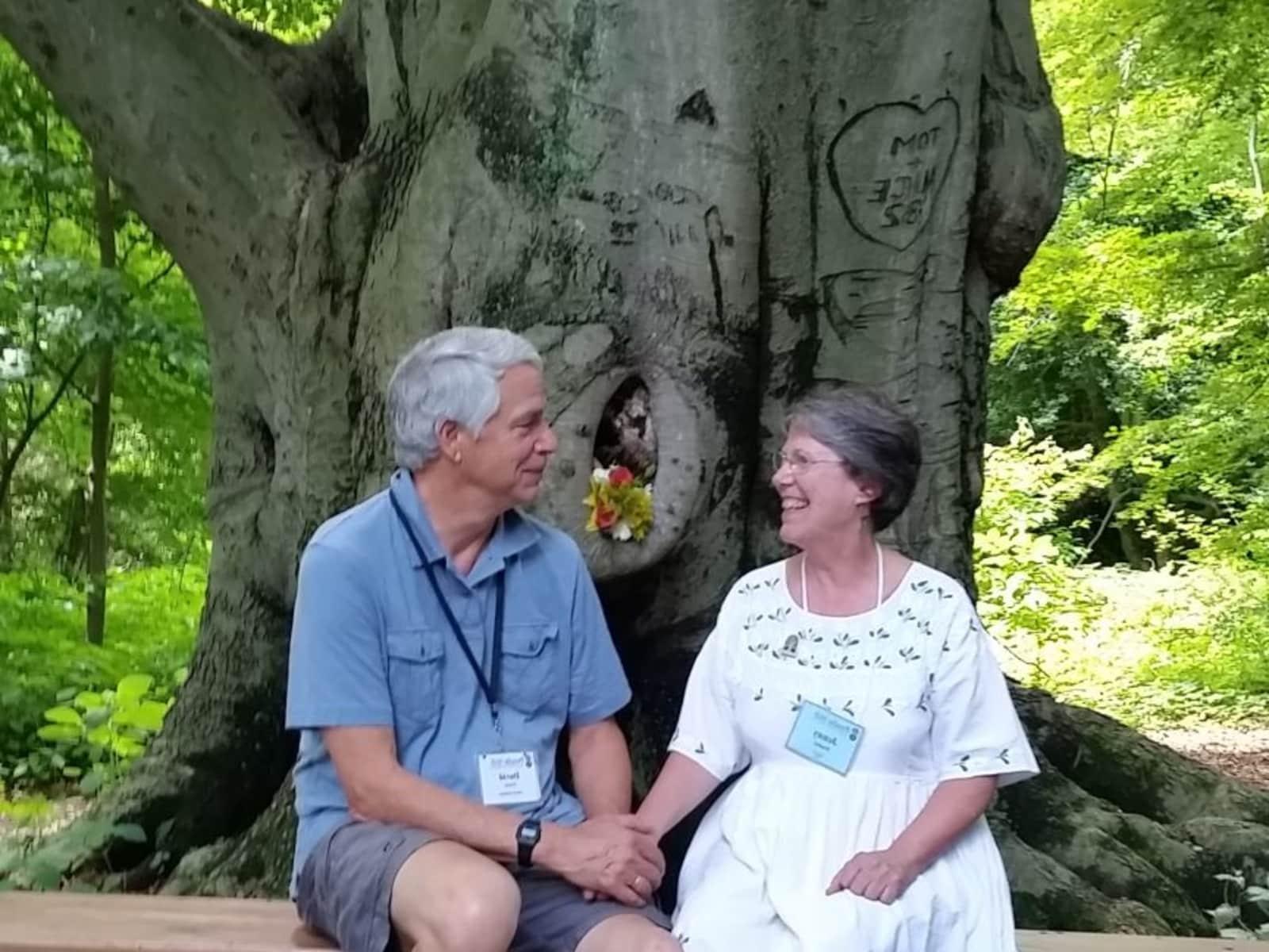 David & Jenny from Atlanta, Georgia, United States
