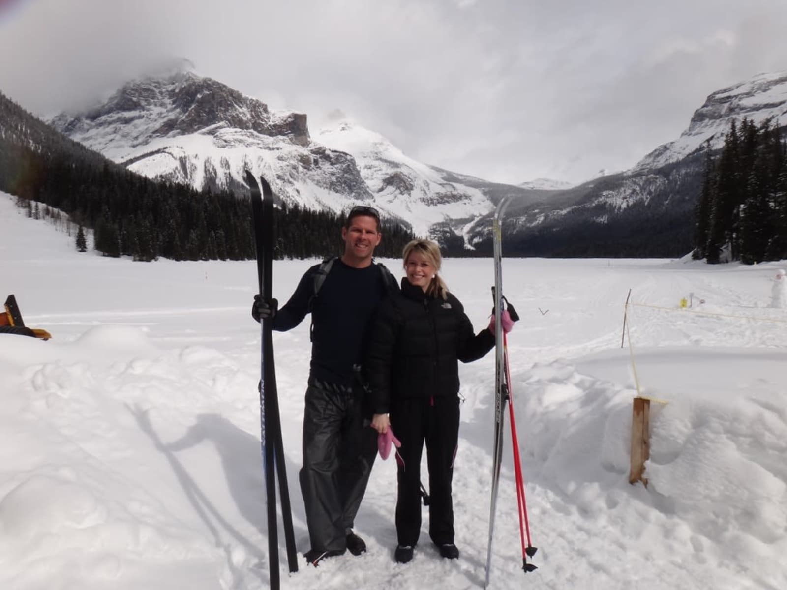 Robert & Justine from Calgary, Alberta, Canada
