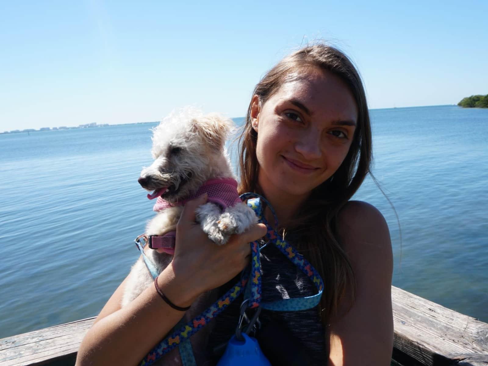 Sofia from Miami, Florida, United States