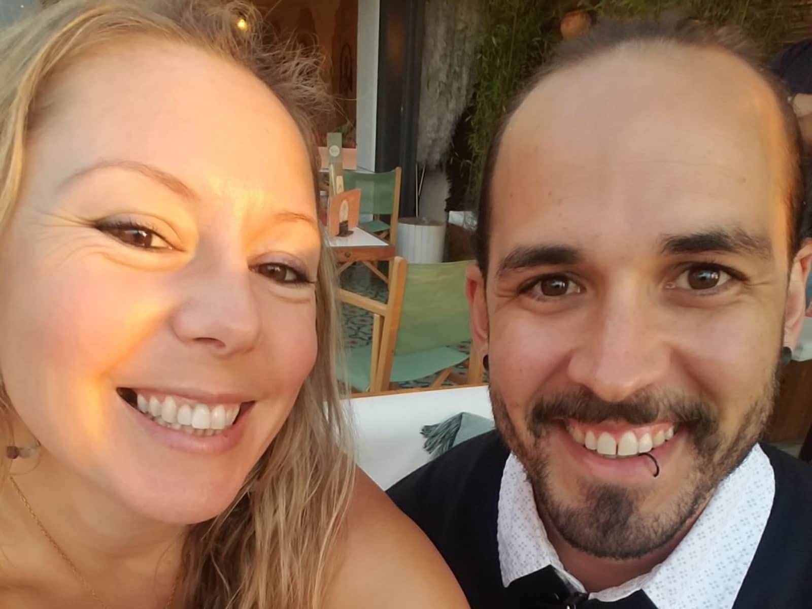 Elizabeth & Matthew from Javea, Spain