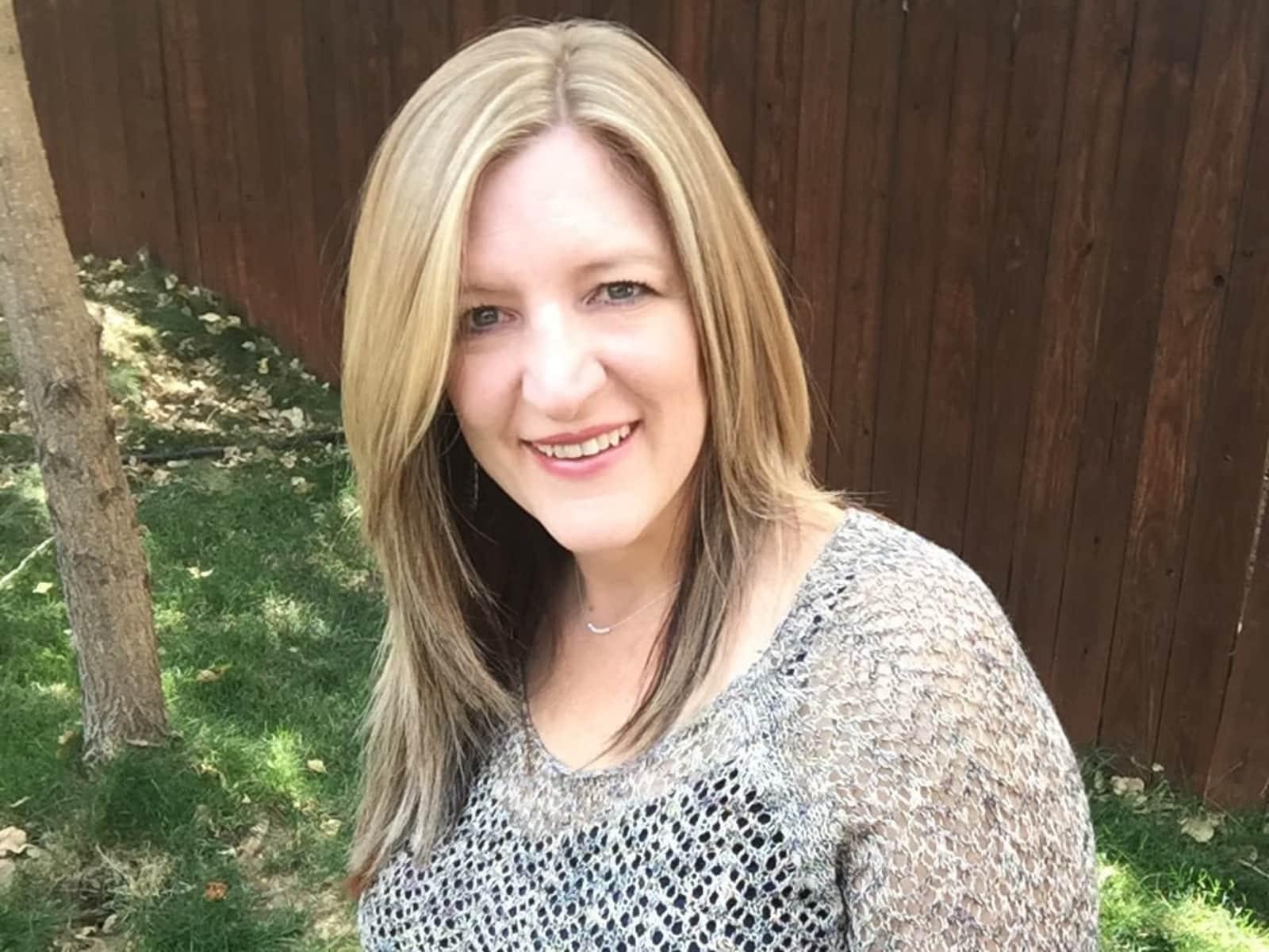 Erin from Boise, Idaho, United States