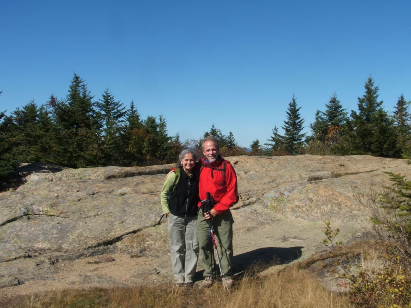 Deb & Kyle from Bridgton, Maine, United States