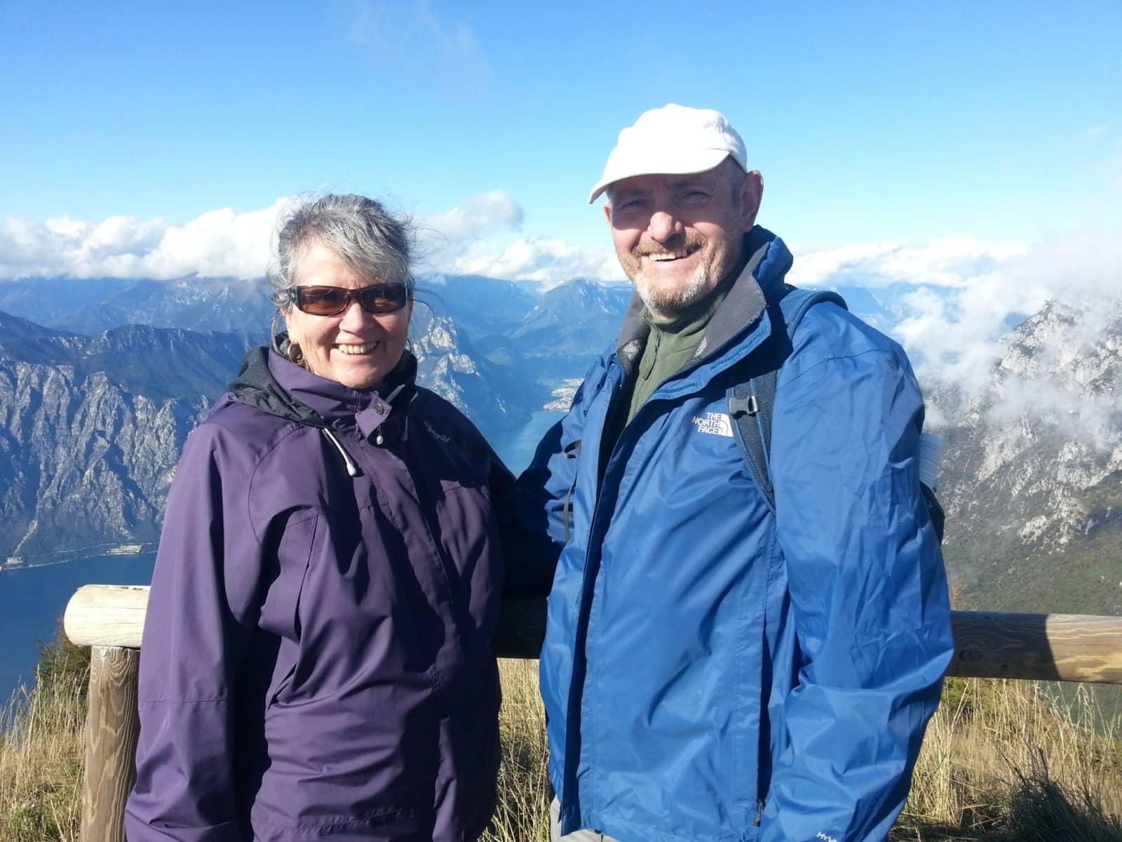Maxine & Derek from Witney, United Kingdom