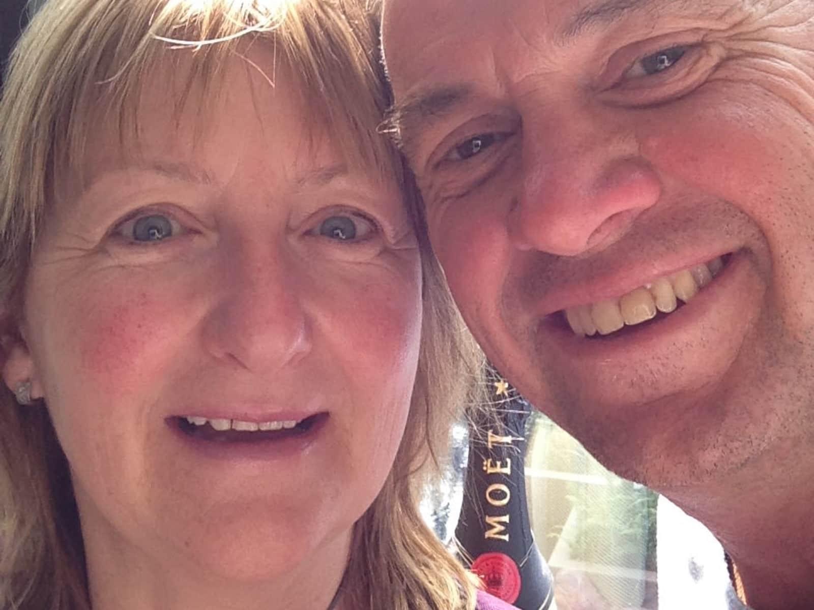 Joanne & Christopher from Hobart CBD, Tasmania, Australia