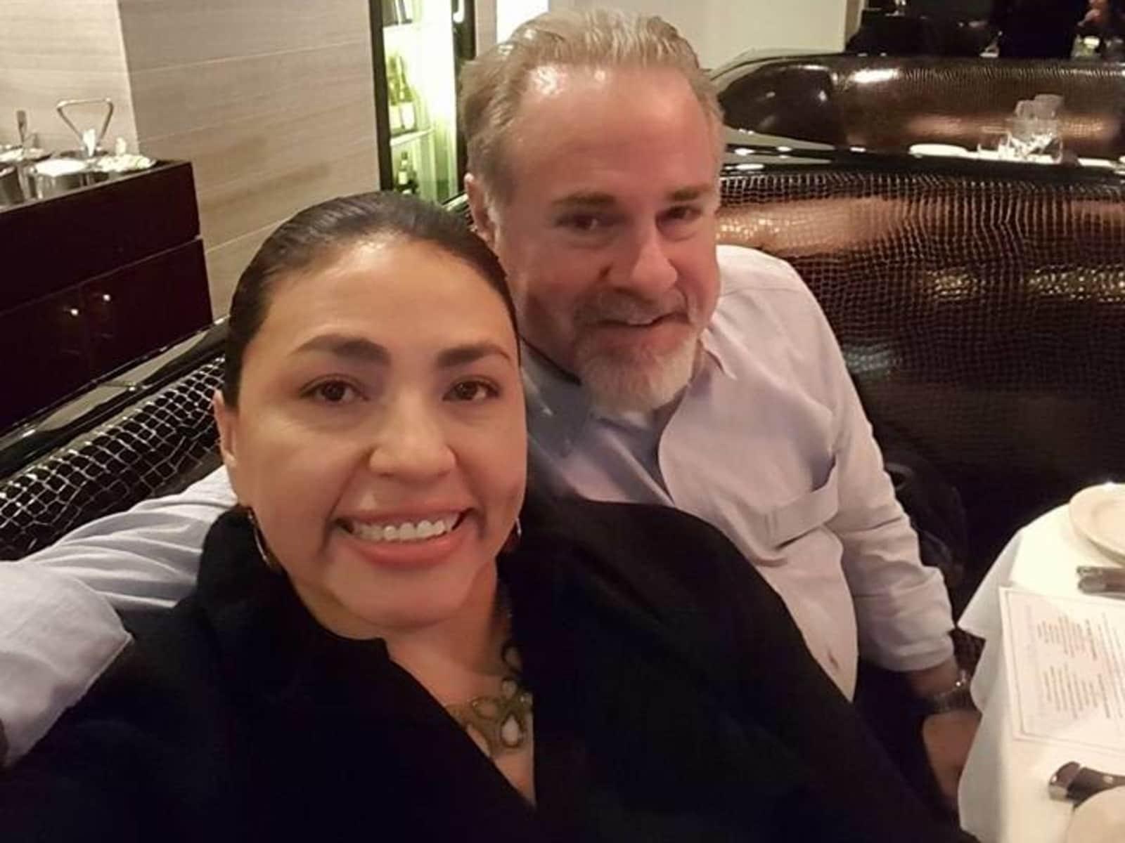 Dayni & Warren from Georgina, Ontario, Canada