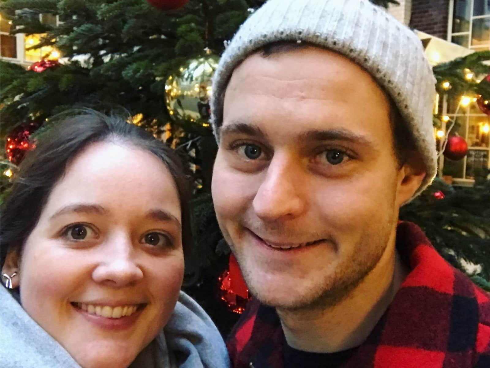 Rebecca & Peter from London, United Kingdom