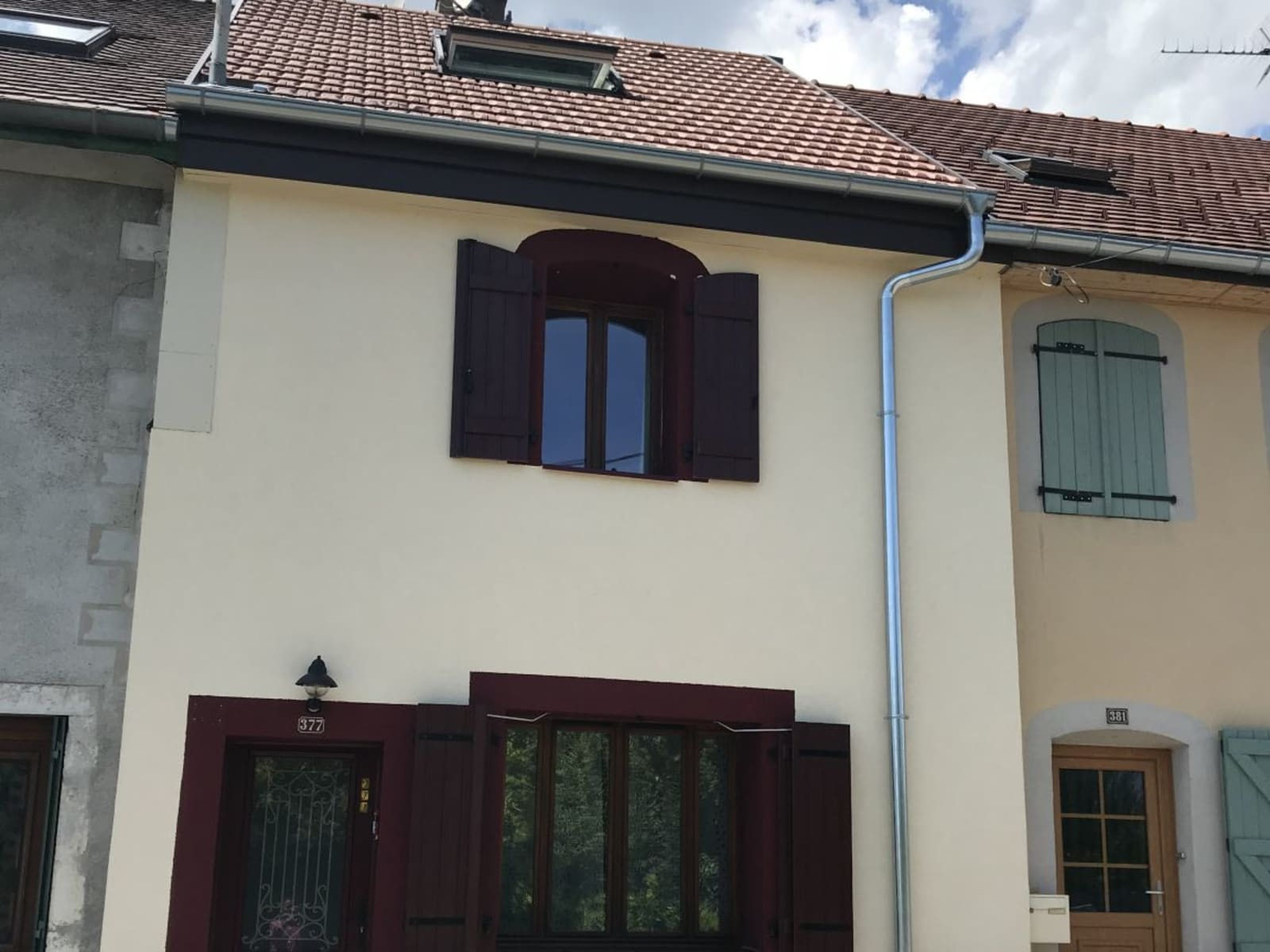 Housesitting assignment in Collonges, France
