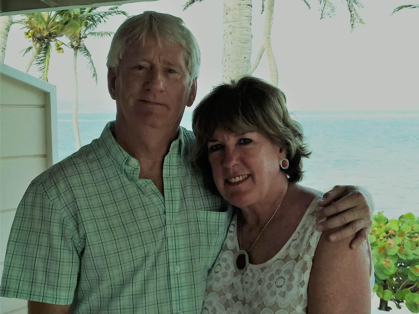 Barbara & Gary from Charlotte, North Carolina, United States