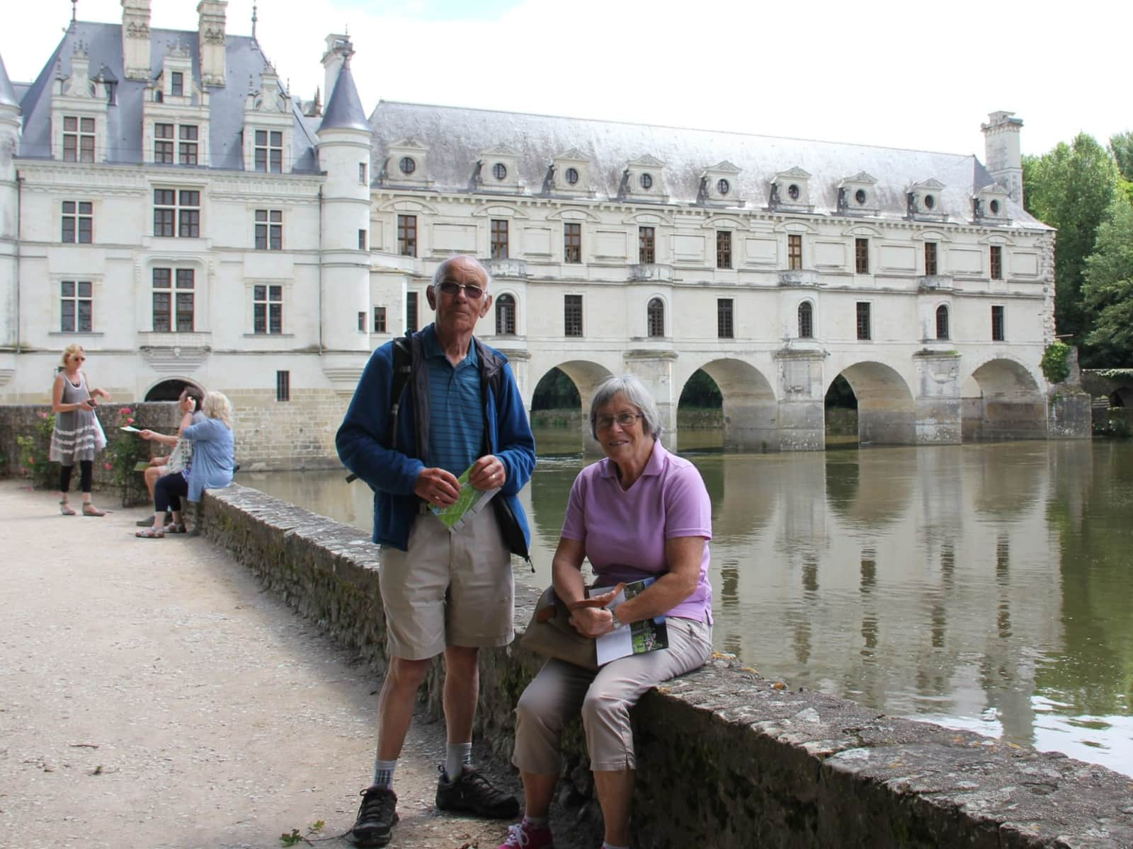 Shirley & Dan from Salviac, France