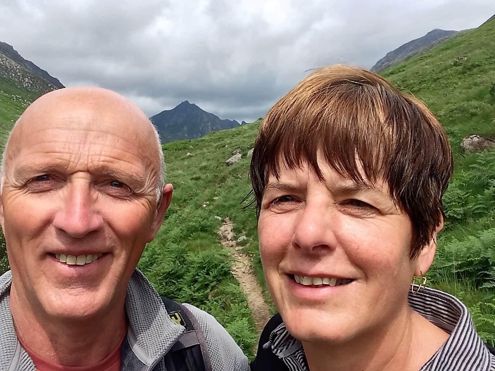 Carole & Dennis from Ludlow, United Kingdom