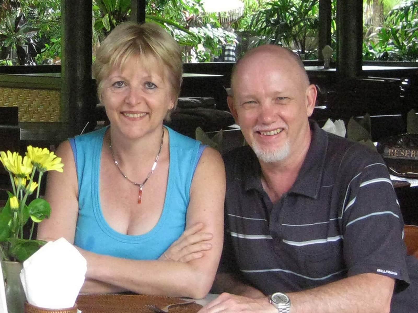 Katleen & Peter from Maleny, Queensland, Australia