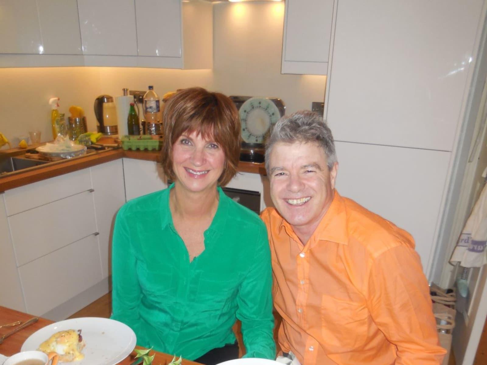 Christina & Matt from Auckland, New Zealand