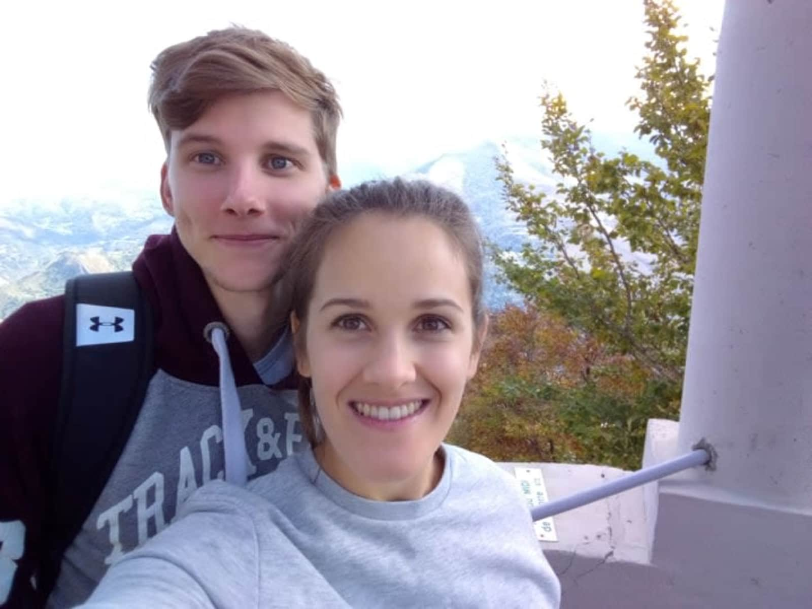 Tiffany & Florent from Agen, France