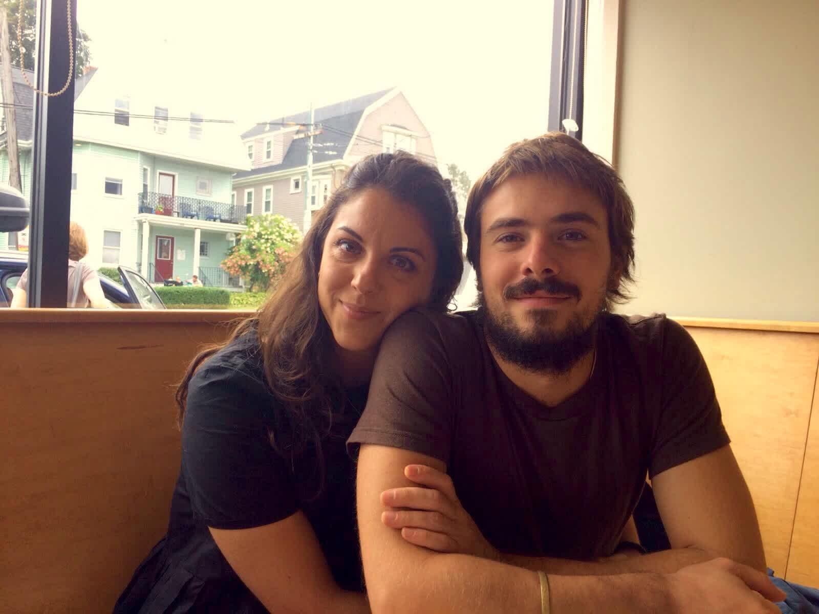 Irene & Matteo from Rome, Italy