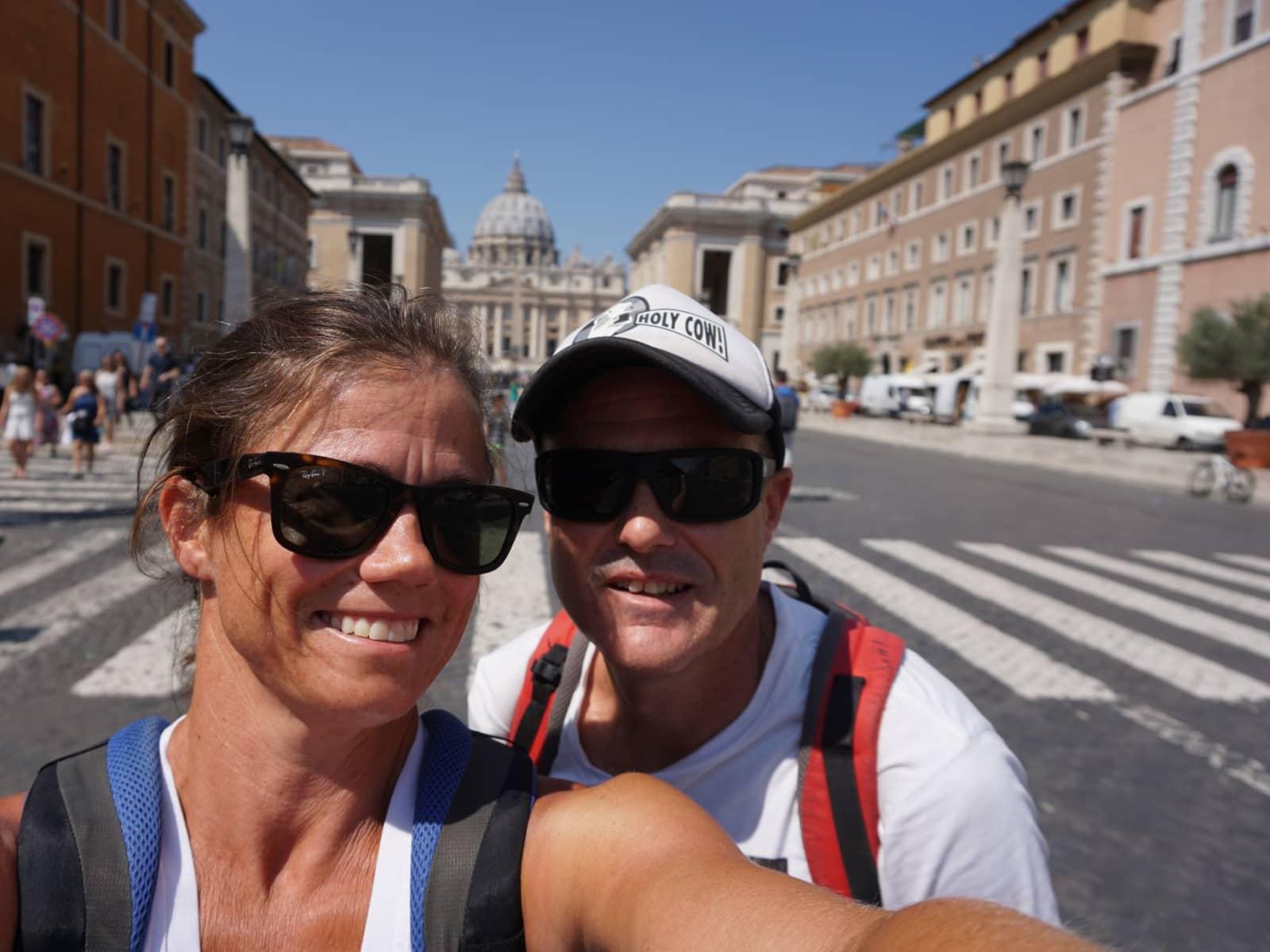 Kylie & Matt from Genève, Switzerland