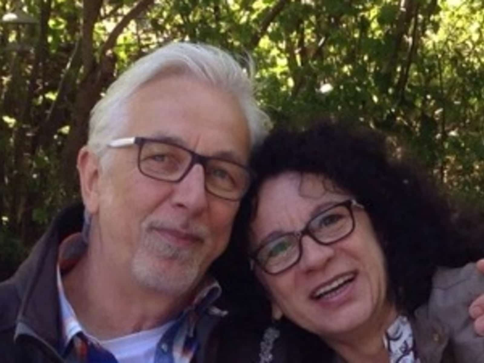 Wim & Mariana from Rotterdam, Netherlands